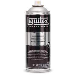 LIQUITEX® Spray Firnis