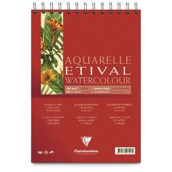 CLAIREFONTAINE Aquarellpapier ETIVAL