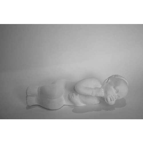 POWERTEX® Gipsfigur Massai Baby