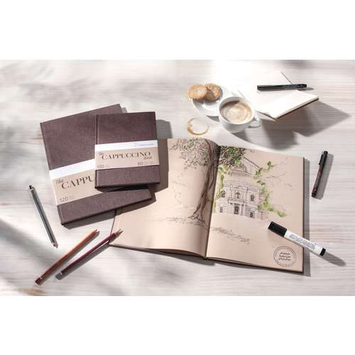 Hahnemühle The Cappuccino Book