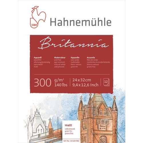 """Hahnemühle """"Britannia"""" Aquarellblock"""
