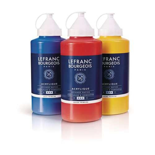 LEFRANC & BOURGEOIS Feine Acrylfarben