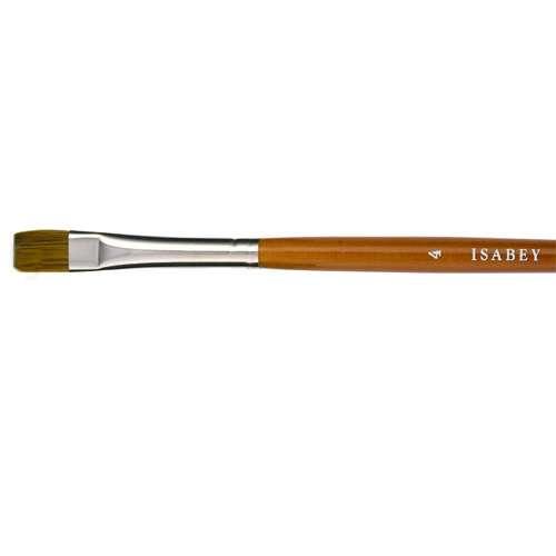 ISACRYL Serie 6562 Acrylmalpinsel, flach