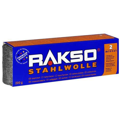 RAKSO® Stahlwolle