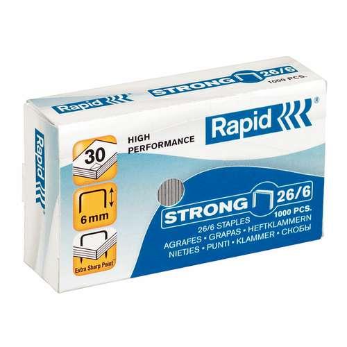 RAPID® Strong Heftklammern 26/6