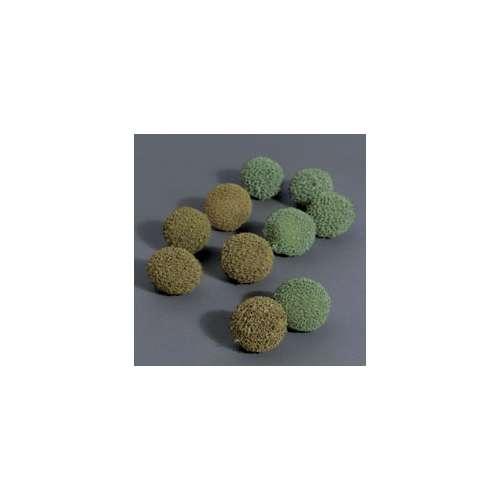 Baumkronen, grün Modellbau-Zubehör