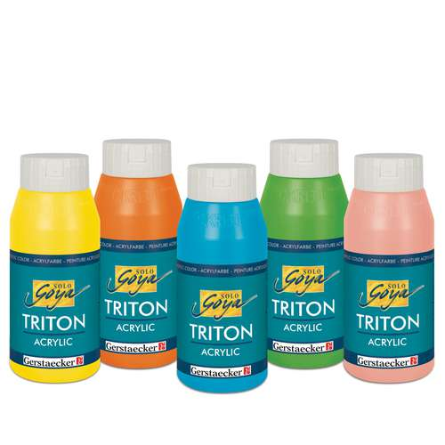 GERSTAECKER SOLO GOYA Triton Acrylfarbe