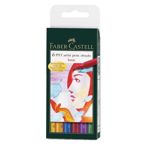 FABER-CASTELL PITT Artist Pen Brush Sets