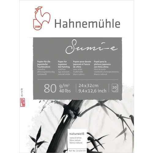 Hahnemühle Sumi-e Papier für japanische Tuschmalerei