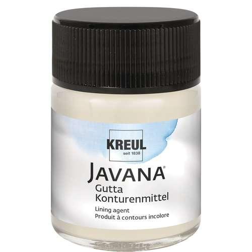 KREUL Javana Konturenmittel transparent