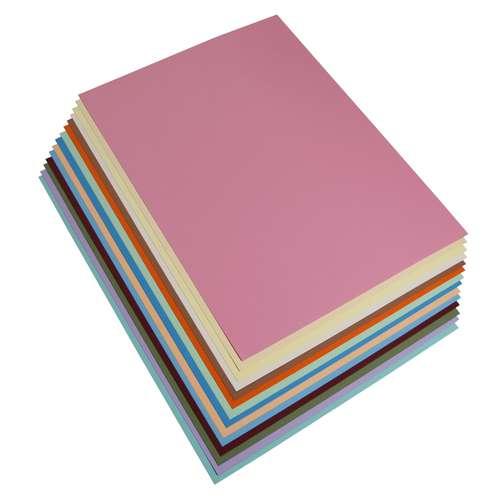 CLAIREFONTAINE Fotokarton Maya Sortiment Pastell