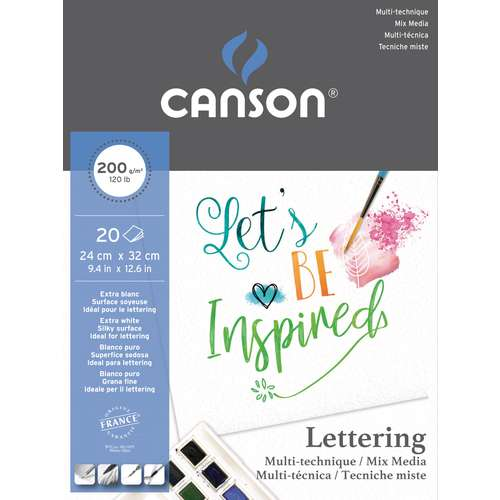CANSON® Lettering-Block