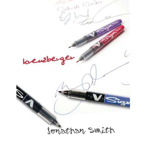 PILOT Fineliner V Sign Pen 2.0 (M)
