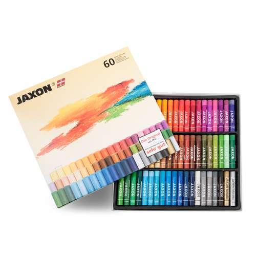 JAXON® Pastell-Ölkreiden-Sets