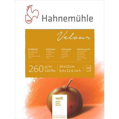 Hahnemühle Velour Pastellpapierblock