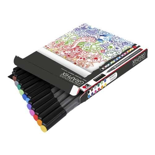 Marabu Fineliner Colour Graphix Set