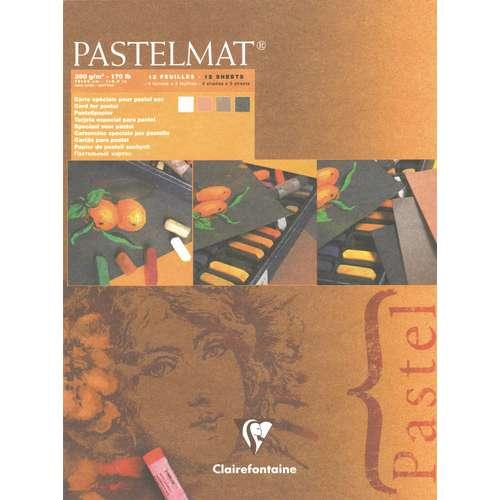 CLAIREFONTAINE PASTELMAT® Version 2  Pastellblock