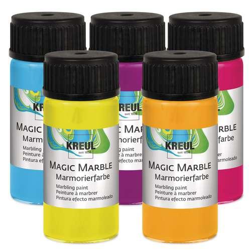 KREUL Magic Marble Marmorierfarbe