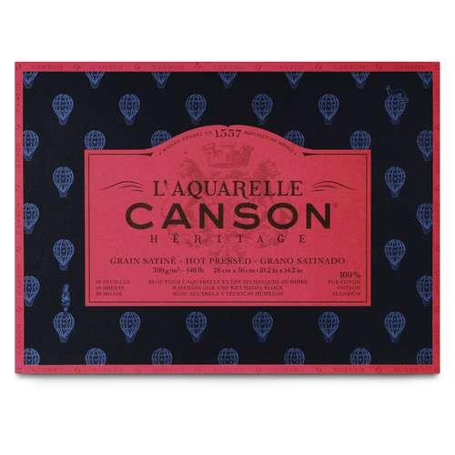 CANSON® Héritage Aquarellblock