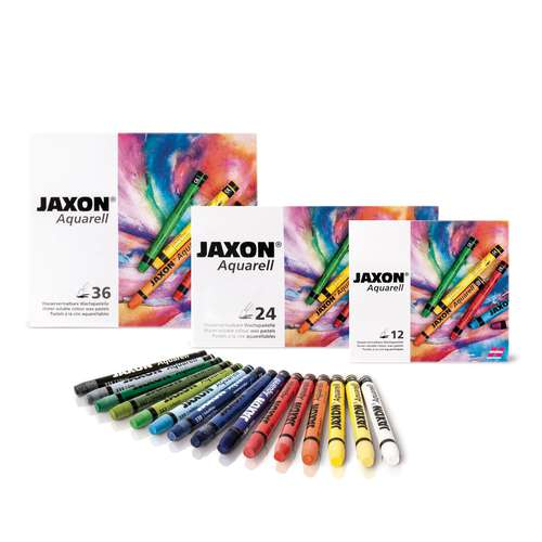 JAXON® Aquarell Wachspastelle