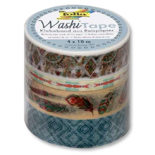 folia® Washi-Tape Klebeband-Sets