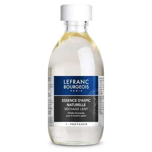 LEFRANC & BOURGEOIS traditionelle Öle Ölmalmittel