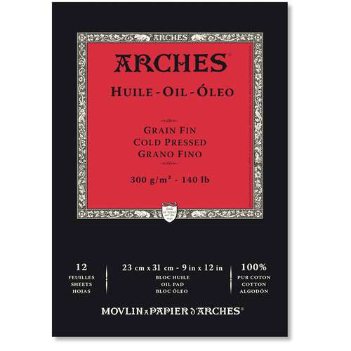 ARCHES® Ölmalblock