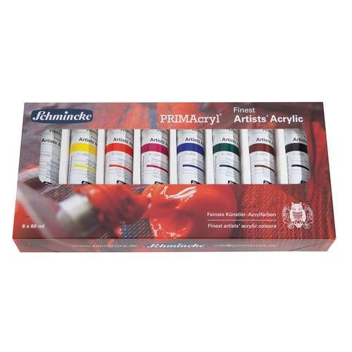 SCHMINCKE PRIMAcryl® Finest Artists´Acrylic Acrylfarben-Sets