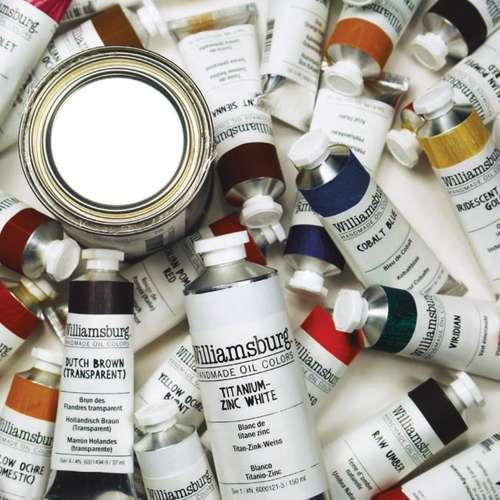 Williamsburg handgefertigte Ölfarben