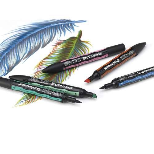 WINSOR & NEWTON promarker brush™ 6er Set