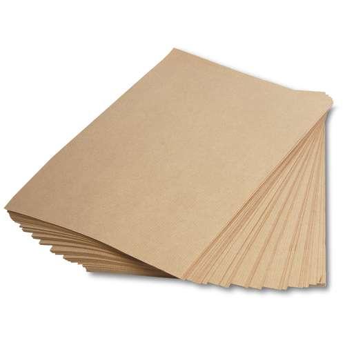 CLAIREFONTAINE Kraftpapier Zeichen- und Skizzenpapier, gerippt