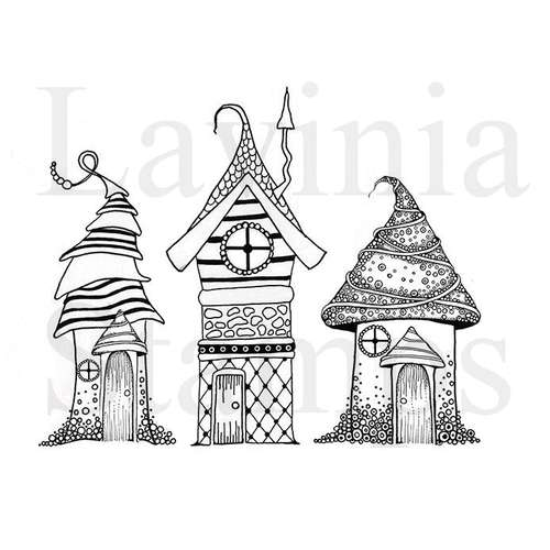 Lavinia Stempel, Wichtel Häuser