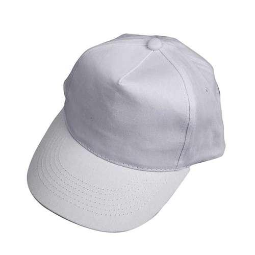 Basecap, weiß