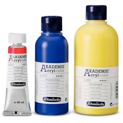 SCHMINCKE AKADEMIE® Acryl Color Feine Künstler-Acrylfarben