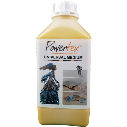 POWERTEX® Universalmedium Gelber Ocker
