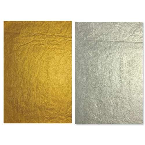 Metallic Seidenpapier