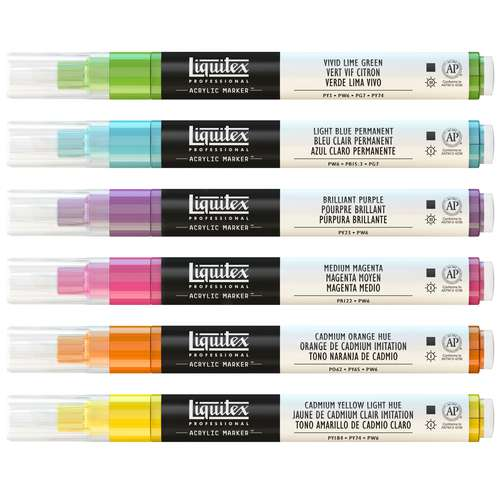LIQUITEX® Paint Marker - Acrylmarker