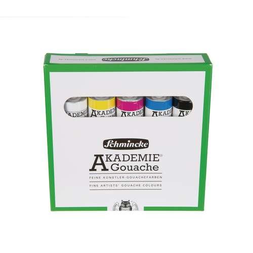 SCHMINCKE AKADEMIE® Gouache-Farben-Set