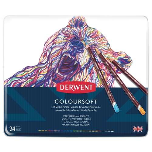 DERWENT Coloursoft Künstler-Farbstift