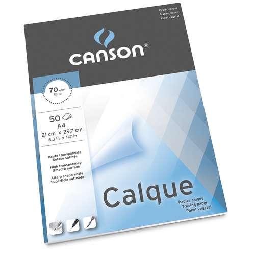 CANSON® Transparentpapierblock Calque