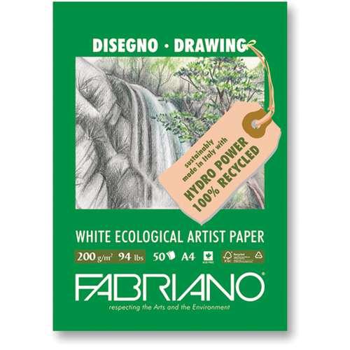 FABRIANO® ECO Künstlerapier, Weiß
