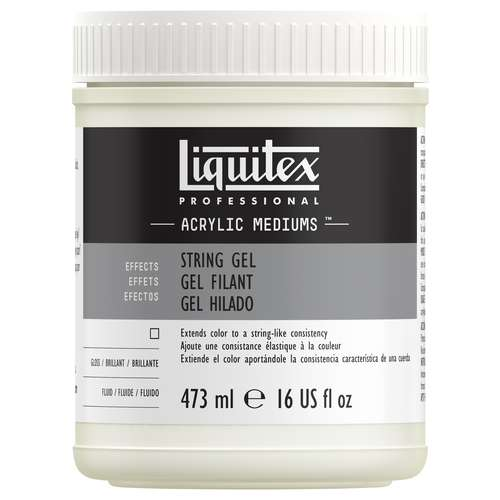LIQUITEX® String Gel Acryl Faden-Gel