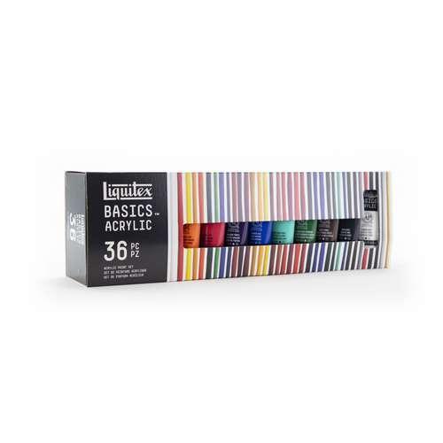 LIQUITEX® BASICS Acrylfarben Sets