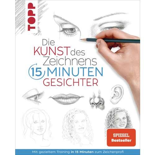 Die Kunst des Zeichnens 15 Minuten - Gesichter