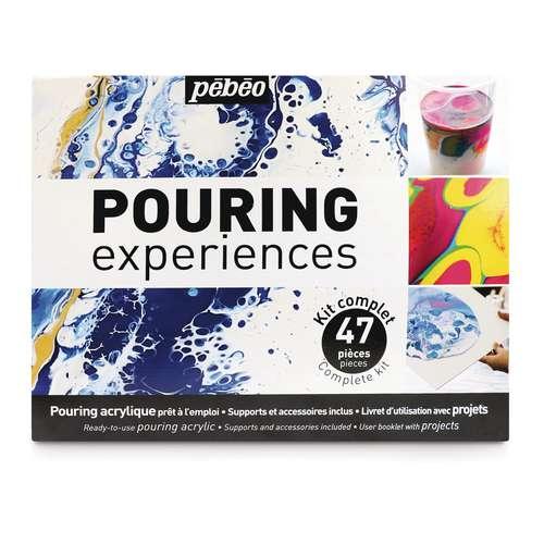 PÉBÉO Pouring Experiences Collection Komplett-Set