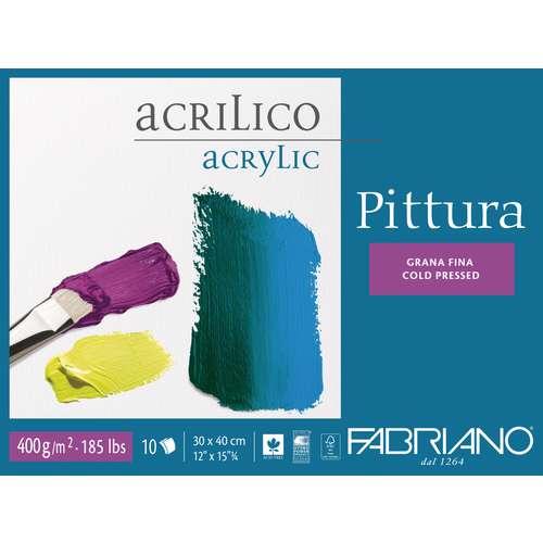 FABRIANO® Pittura Acrylmalkarton