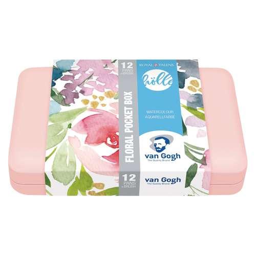 "Van Gogh Pocket Box ""Frau Hölle"""