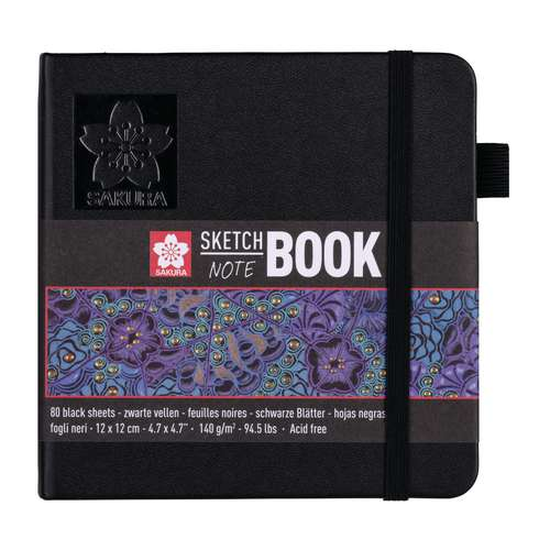 SAKURA Sketch Note Book, Skizzenbuch