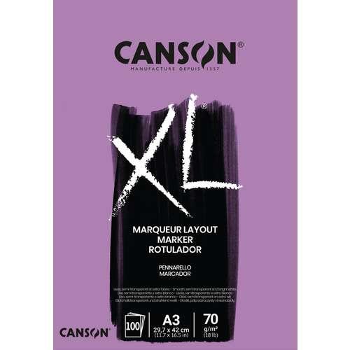 "CANSON® ""XL®"" Markerblock"