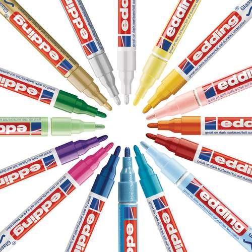 edding® 751 Glanzlack-Marker Lackmarker